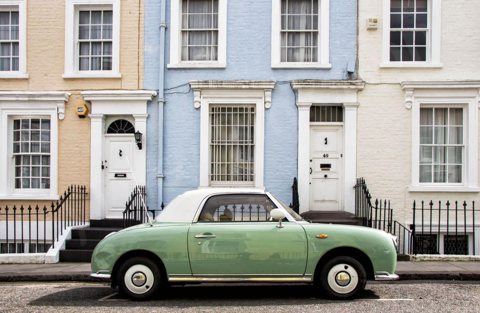 Hillgate Place, Notting Hill, London