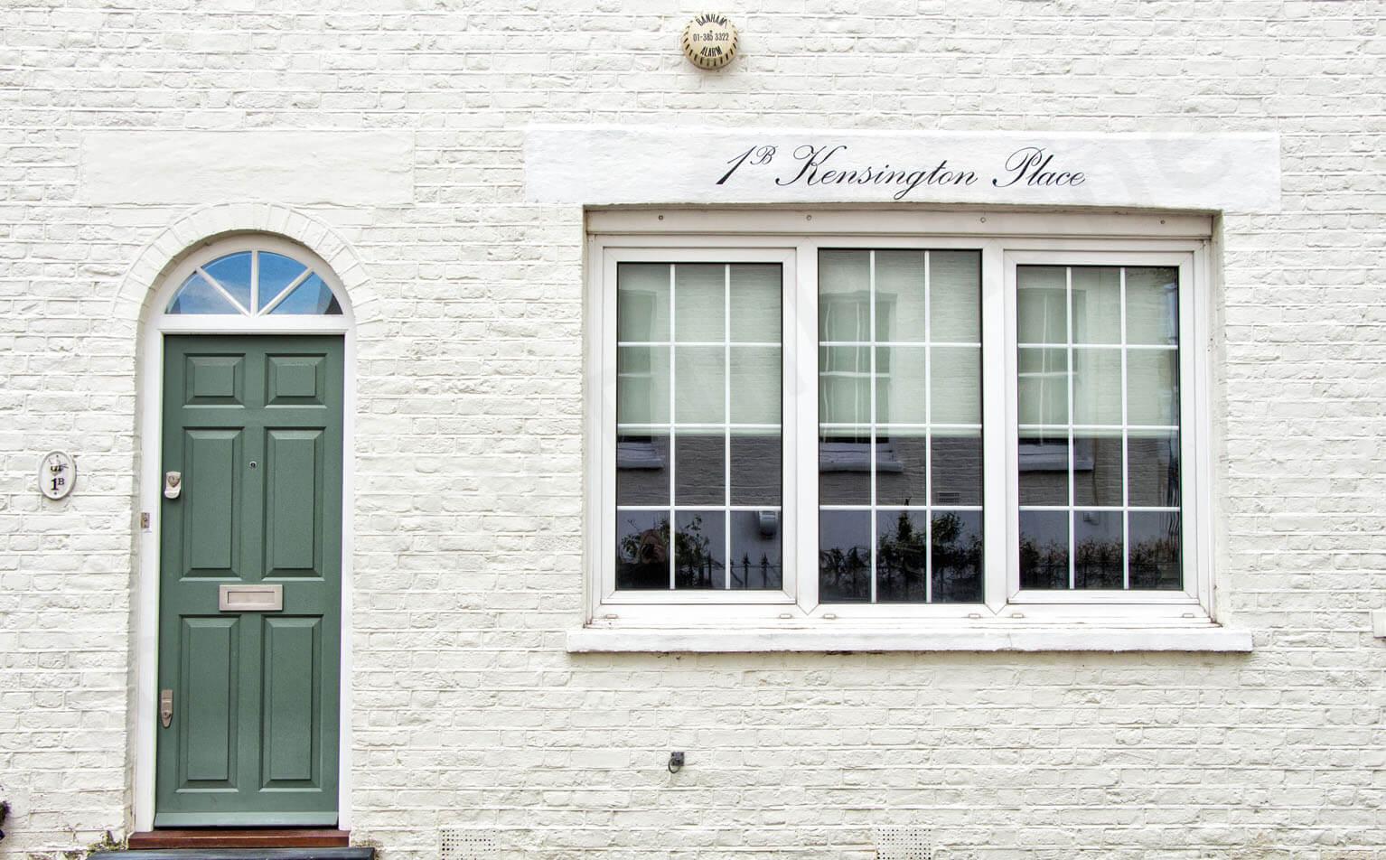 Kensington Place, Notting Hill, London