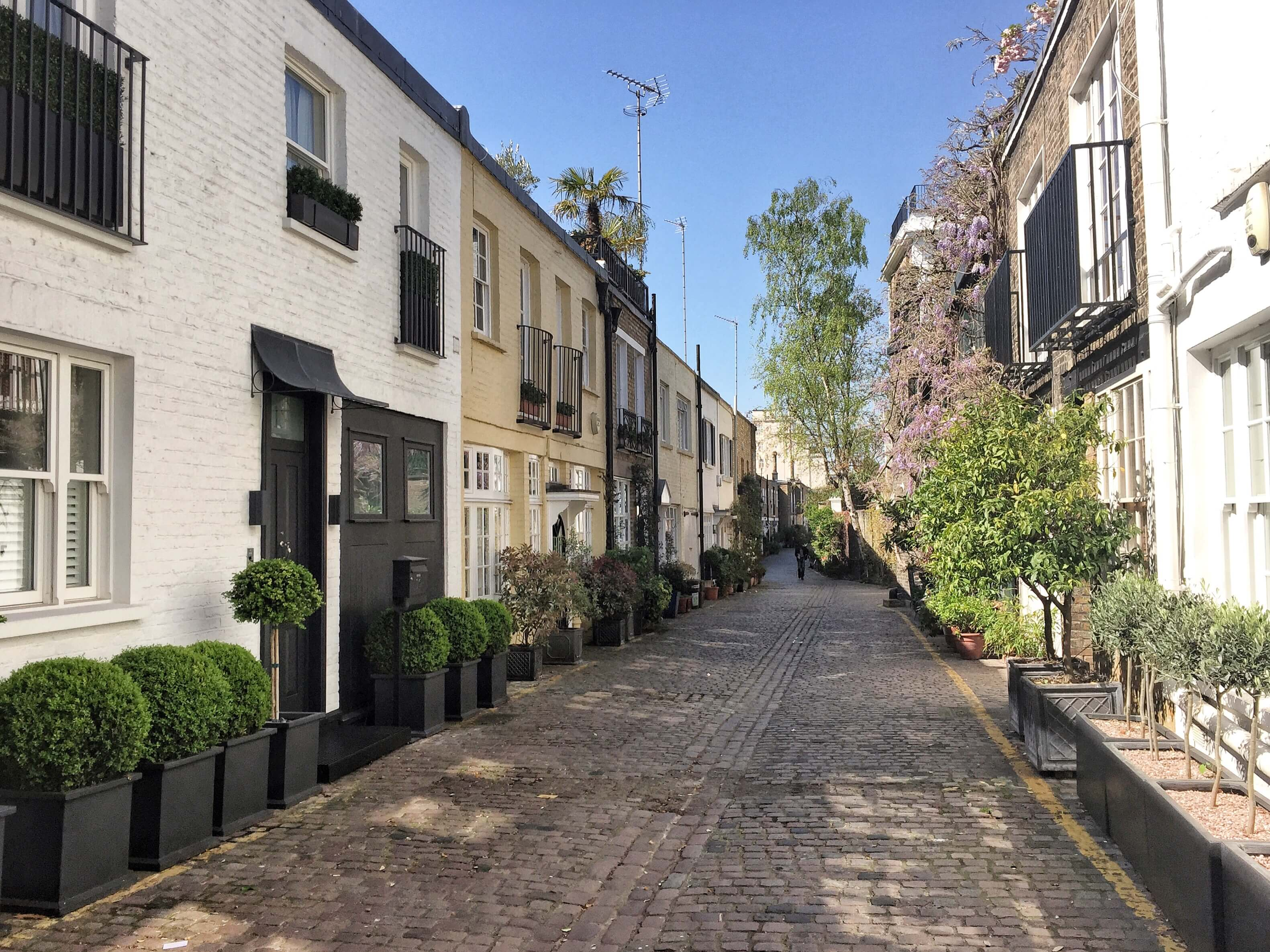 Kynance Mews, Kensington, London