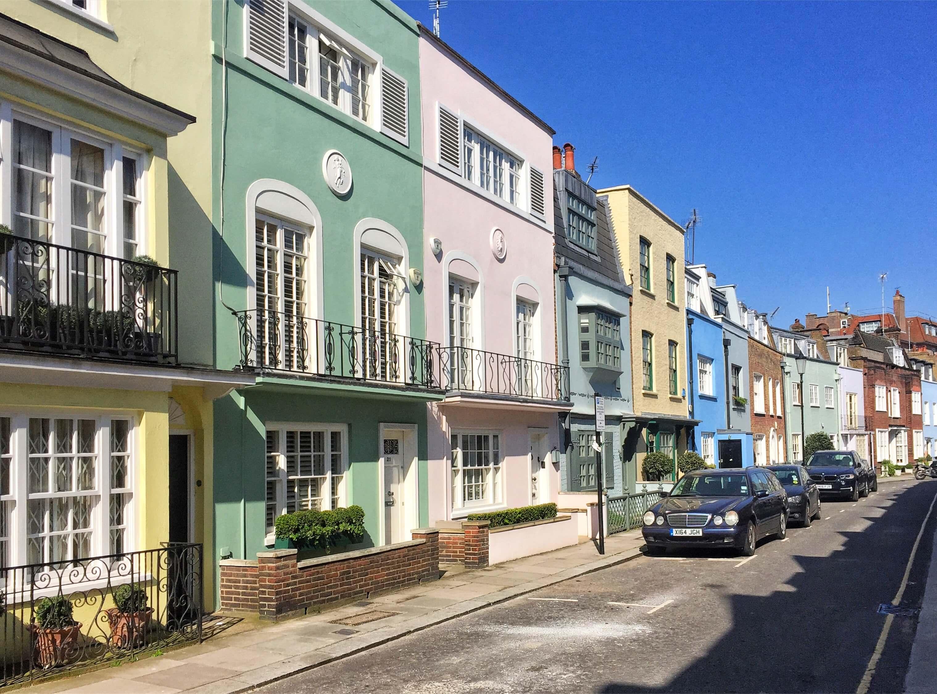 Godfrey Street, Chelsea, London